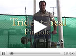 Trident Seal Training Threaded Fittings